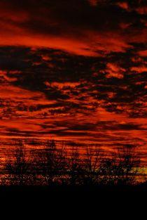 burning sky II von pictures-from-joe