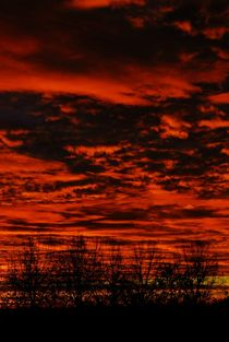 burning sky I von pictures-from-joe