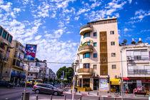 View of Tel Aviv streets von slavamalai