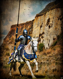 The Blue Knight by Chris Lord