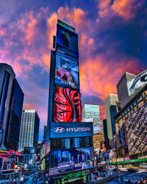 Times Square North by Chris Lord