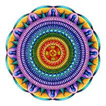 Tut Mandala #1 von themandalalady