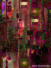City Lights von Marie Luise Strohmenger