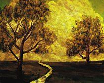autumn walk by Vera Markgraf