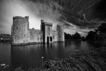 Bodiam Castle von Chris R. Hasenbichler