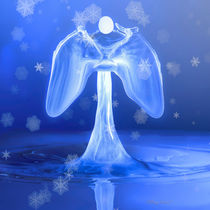 Seasonal Angel von Ronny Tertnes