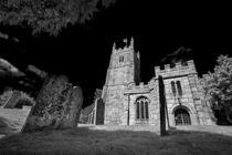 Moretonhampstead Church von Chris R. Hasenbichler