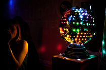 disco light by Hubert Glas