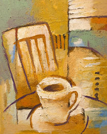 Coffee Corner by Lutz Baar