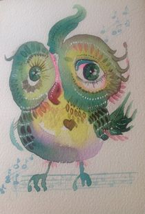 Beethoven-owl