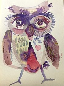 Bransom Owl by linpacific