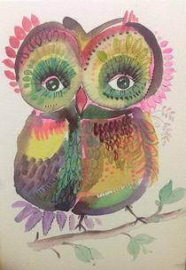 Thadeus-owl