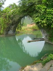 'Green Bridge' von Juergen Seidt