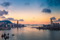 Hong Kong 09 von Tom Uhlenberg