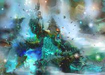 Star Castle by Natalia Rudzina
