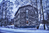 Warm inside by Mika Vallin