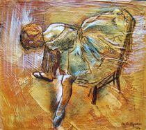 Ballettstunde von Marie-Ange Lysens