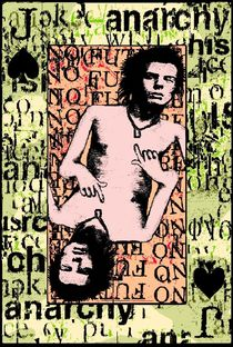 Sid Vicious. The Jack Of Spades. von brett66