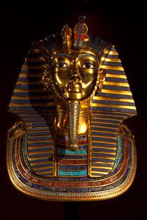 Tutanchamun Maske von foto-m-design