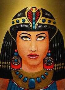 Cleopatra by anowi