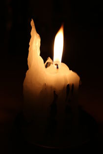 Kerzenschein von Henning Hollmann