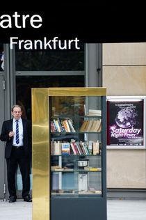 Theater Frankfurt  von Bastian  Kienitz