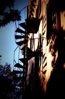 Spiral Staircase von O.L.Sanders Photography