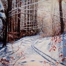 Wintersonne by Ellen Fasthuber-Huemer