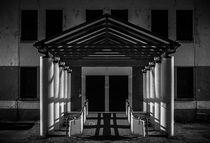 twin-pillars von Hubert Glas