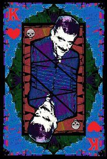 Gomez. The King Of Hearts. von brett66