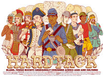 Hardtack Through the Ages von Julia Minamata