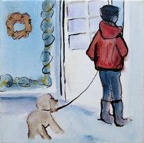 Winter bei rosendals von Eva Peters