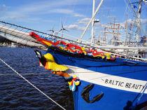 Gallionsfigur der Baltic Beauty by Sabine Radtke