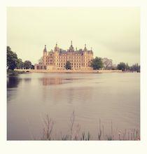 Polaroid Schloss Schwerin von Frank Voß