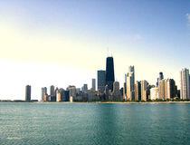 Sunrise Over Chicago von skyler