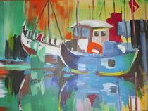 Boats by Fanny Prankl