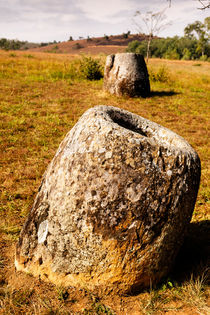 Plain of Jars, Laos. von Tom Hanslien