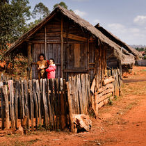 Muang Souy village, Laos. by Tom Hanslien