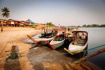 Ban Nakasang Village. von Tom Hanslien