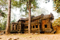 Ta Kou, Angkor Wat. by Tom Hanslien