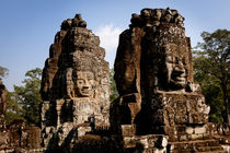 Prasat Bayon I by Tom Hanslien