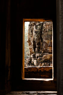 Prasat Bayon II by Tom Hanslien