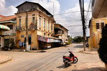 Battambang, Cambodia. by Tom Hanslien