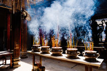 Thien Hau Pagoda I von Tom Hanslien