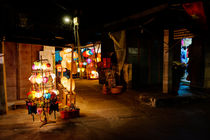 A lanterns shop, Hoi An. by Tom Hanslien