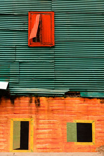 Colourful Windows. von Tom Hanslien