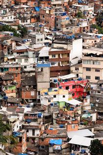 Rocinha Favela, Rio de Janeiro. by Tom Hanslien