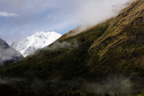 Salkantay Mountain. von Tom Hanslien