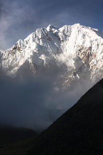 The Salkantay Peak. von Tom Hanslien