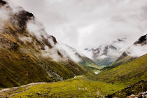 The Andes, Cuzco Region, Peru. by Tom Hanslien